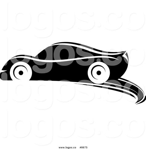 ferrari logo black and white vector sports cars logos art clipart library