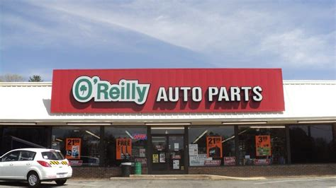 O'Reilly Auto Parts, Weaverville North Carolina (NC