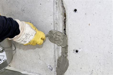 Risse Im Beton Sanieren risse analysieren und sanieren wie risse in beton und