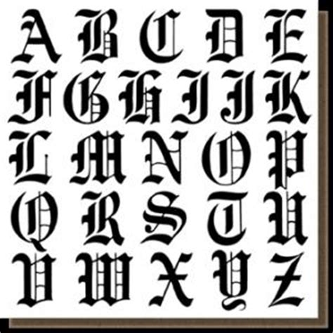 lettere alfabeto tatuaggi tatuaggi lettere alfabeto febbraio 2011