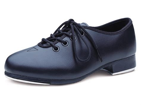 bloch now black student jazz tap shoes