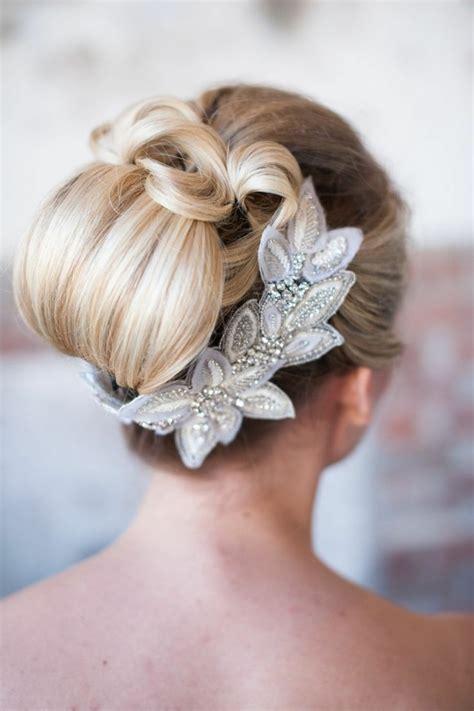 Hochsteckfrisuren Schulterlange Haare Hochzeit by 1001 Ideen F 252 R Brautfrisuren Offen Halboffen Oder