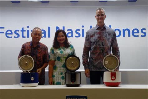 Rice Cooker Nasional philips luncurkan tiga jenis rice cooker terbaru