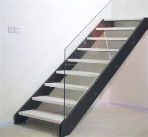 Stringers On Stairs by Aluminum Stair Stringers Pictures To Pin On Pinterest