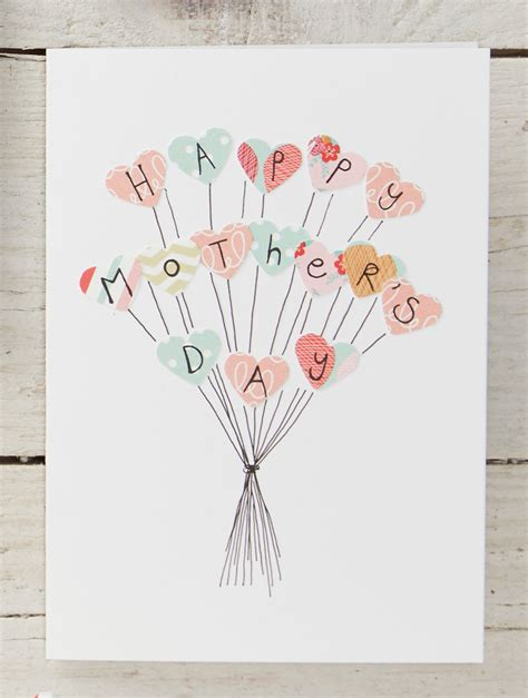 simple mother s day card ideas simple as that 4 easy mother s day cards to make hobbycraft blog