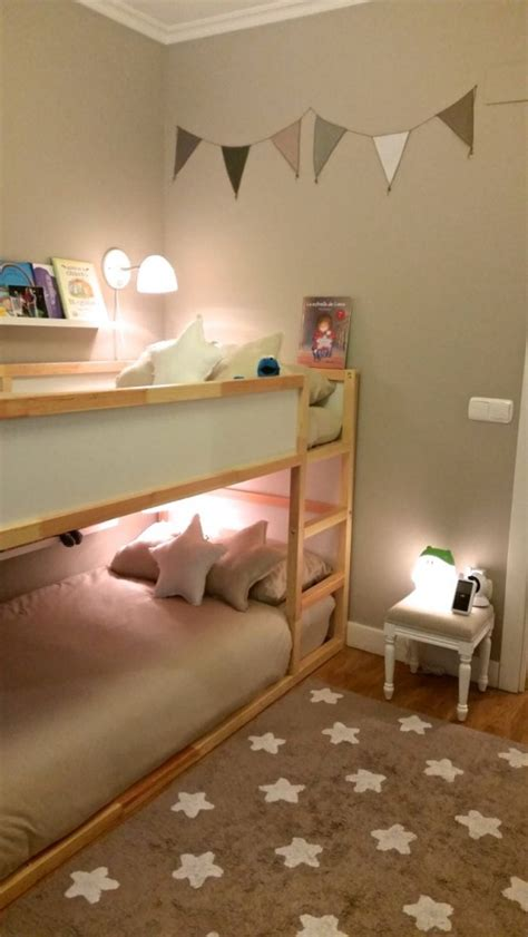 ikea childrens bedroom lights 45 cool ikea kura beds ideas for your kids rooms digsdigs