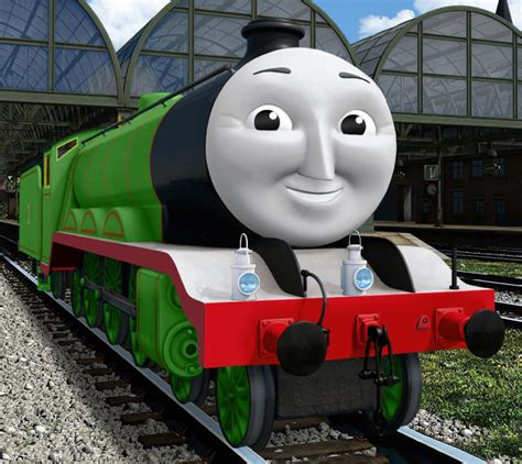 cgi thomas and friends henry rws henry mki by the arc minister on deviantart