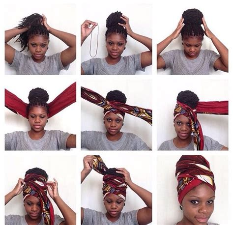 how to wrap hair for bed this is a good way to sleep at night with your braids