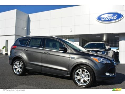 ford car colors 2016 magnetic metallic ford escape titanium 108315803