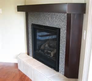 kathy s fireplace floor and backsplash sycamore tile works