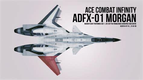 plane at infinity ace combat infinity adfx 01 maiden flight