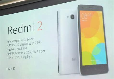 Hp Xiaomi Redmi 2 Malaysia xiaomi redmi 2 malaysia price technave
