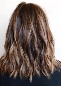57year hair color 10 pretty layered medium hairstyles women shoulder hair