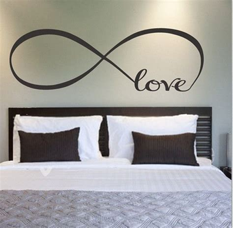 stickers on your wall 25 best bedroom wall quotes on bedroom signs