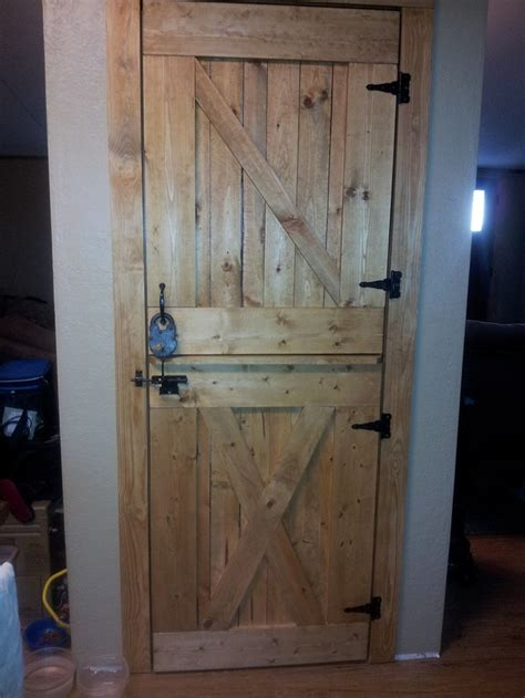 How To Make Your Own Barn Door Build Your Own Barn Door Your Projects Obn