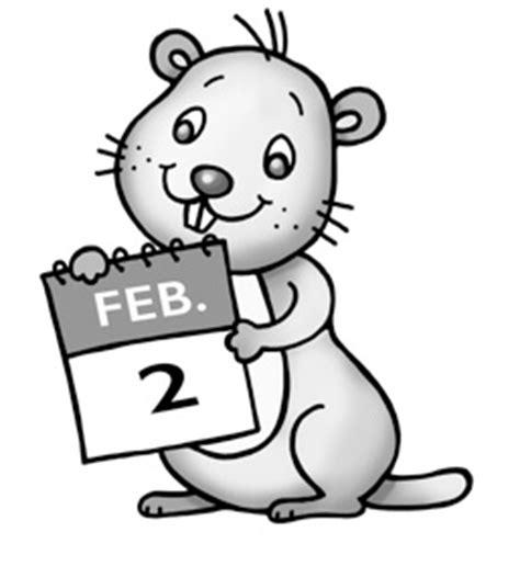 groundhog day black free groundhog day worksheets edhelper