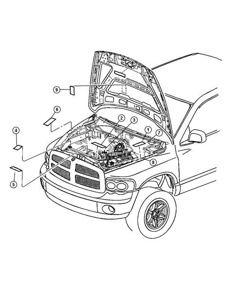 dodge ram free colouring pages