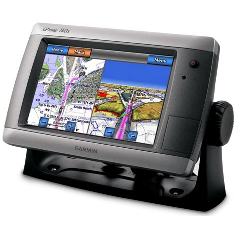 boat gps with weather garmin 740s review fish finder guy