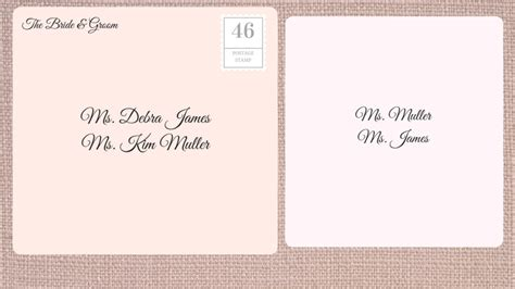 do you seal inside envelope wedding invitation how to address wedding invitations southern living