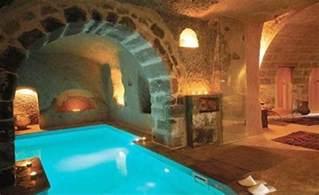 Luxury Indoor Pool Designs - basement indoor pool 2 grotto boarding house