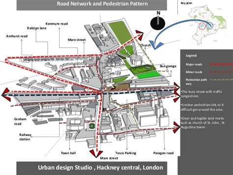 circulation patterns architecture urban design analysis circulation architecture london redevelopme