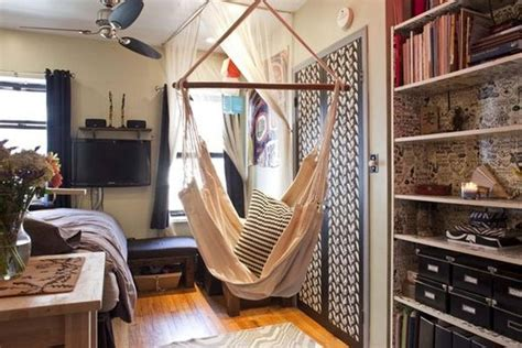 small hammocks for bedrooms it s swing time with indoor hammocks inspiring