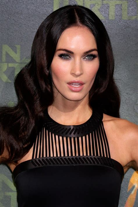 megan fox s beauty look book