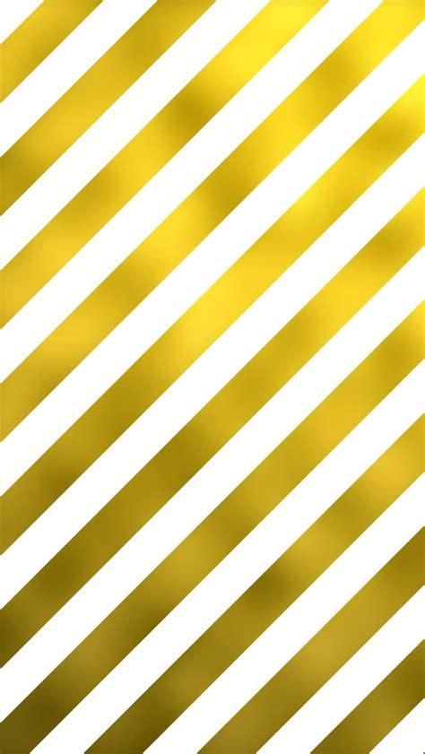 Stripes Metallic gold foil metallic diagonal stripes on white background