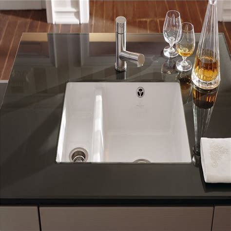 villeroy and boch subway xu ceramicplus undermount kitchen