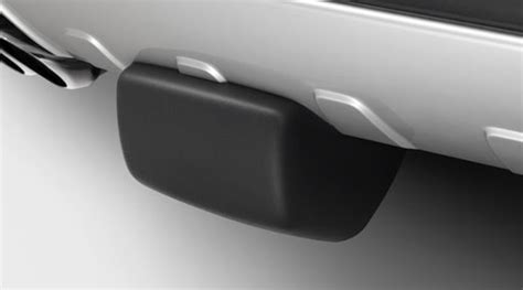 volvo xc removeable towbar protective cover  protective cover   designed