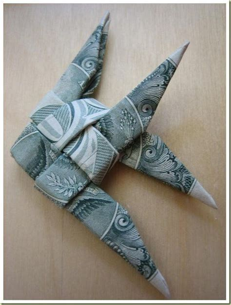 Easy Money Origami Fish - best 10 folding money ideas on gifts