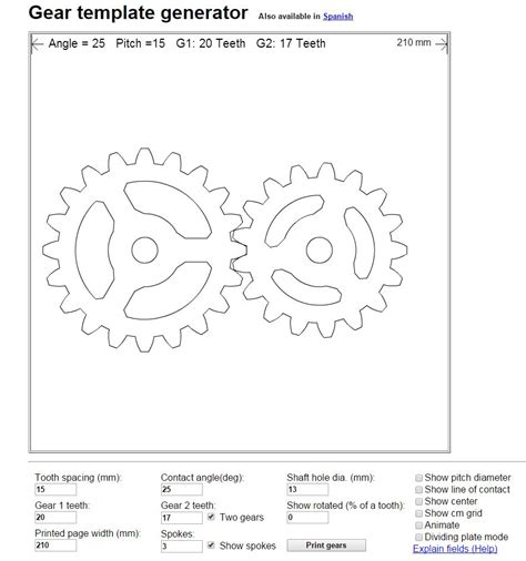 free wooden gear template generator tri county scrollers 187 scrollsaw clockmaker at maker faire