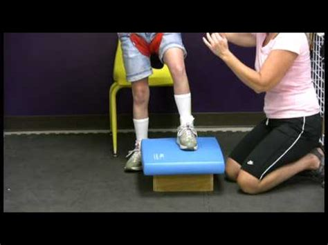 better balance therapy crawl walk jump run therapy works on visually impaired