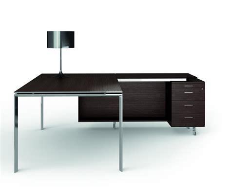 bureau angle wenge bureau d angle en bois design couleur weng 233 avec caisson