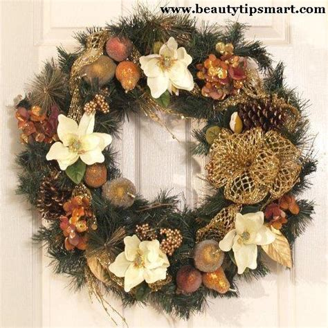 beautiful christmas wreath decorating ideas 2017