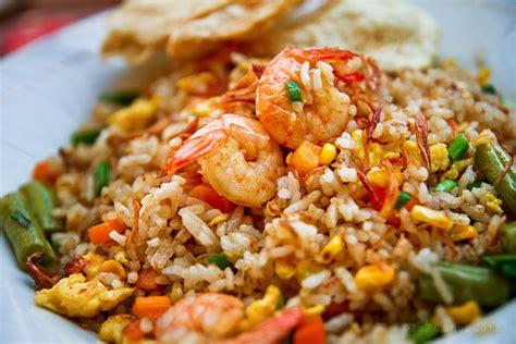 buat nasi goreng udang indonesian recipes english nasi goreng udang