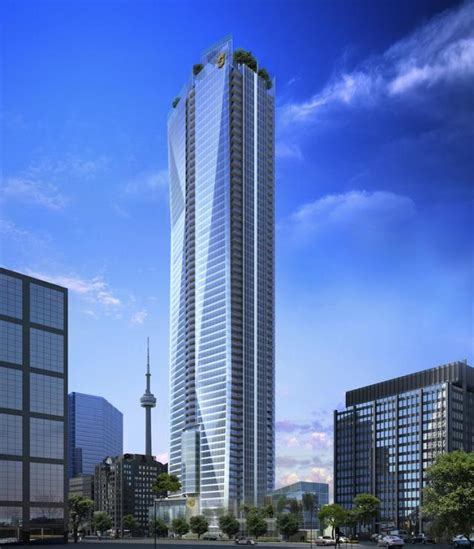 How To Construct A House by Living Shangri La Toronto Urban Toronto