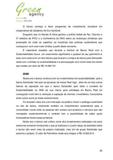 Banco Real by Banco Real E O Conceito De Sustentabilidade No Propaganda