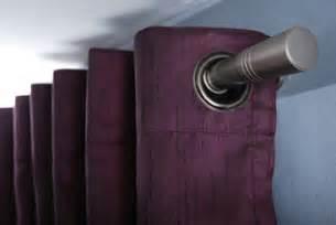 barres rideaux rideau occultant