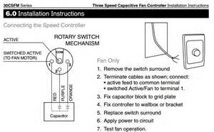 3 Speed Ceiling Fan Switch Wiring Diagram 3 Speed Ceiling Fan Switch Wiring Diagram Household Fan