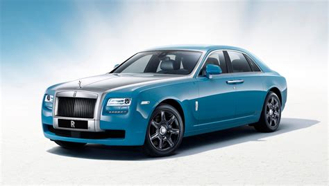 roll royce ghost blue top auto mag 2014 rolls royce ghost