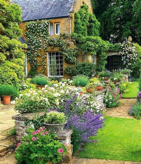 beautiful english garden beautiful gardens cottage