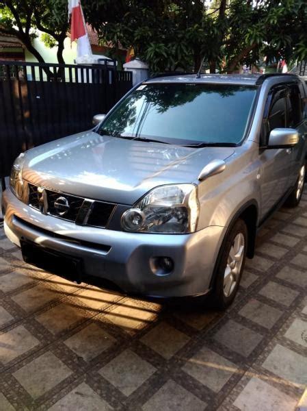 Nissan X Trail 2 5 At x trail nissan xtrail 2009 st 2 5 at jual cepat