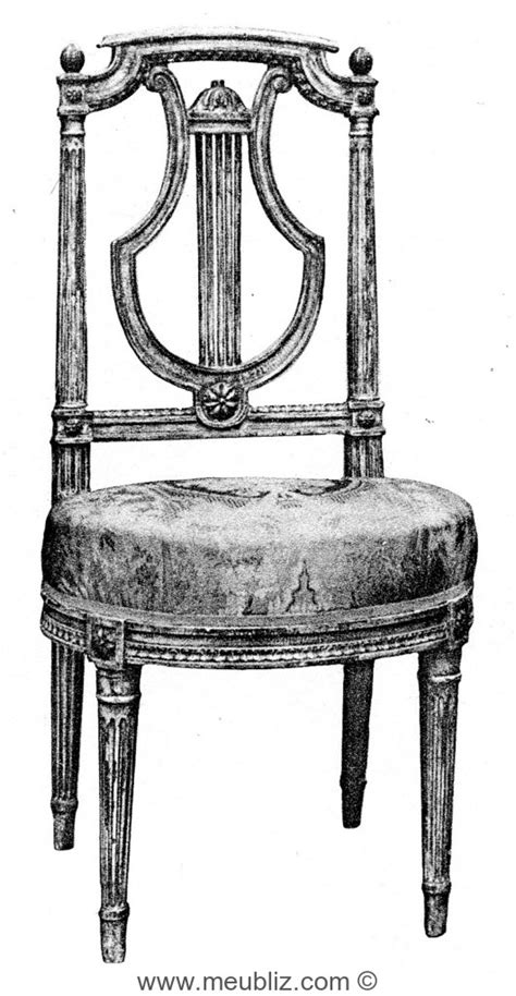 Chaise Lyre Louis Xvi by Chaise Lyre Louis Xvi Excellent Chaise Lyre Chaise Louis