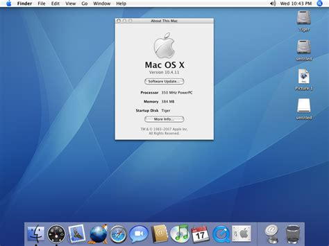 How To Install Mac Os X Tiger 104 On An Imac G3 G4 Or   os x tiger on a 603 604 cpu macrumors forums