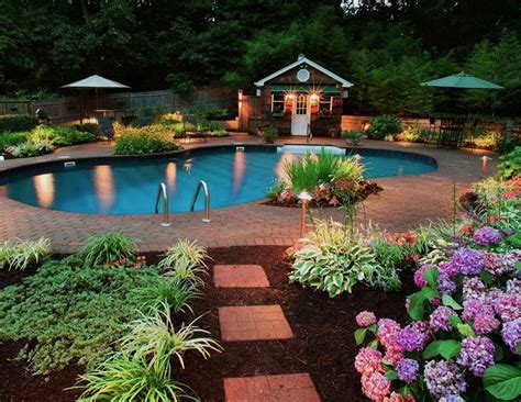 amazing backyards amazing backyard landscaping ideas quiet corner