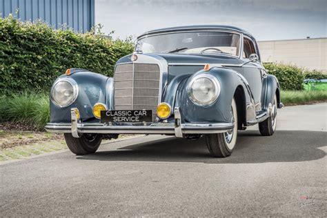Classic Car Service by 1953 Mercedes 300 S Classic Car Service