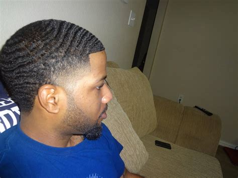 temper fade haircut with and afro nappy temp fade hairstylegalleries com