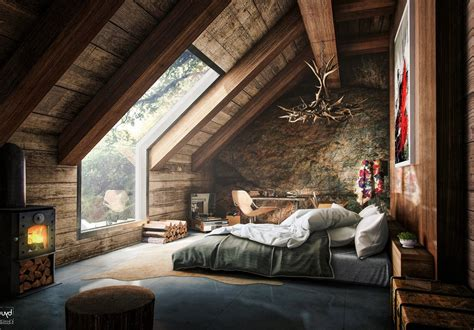 Danish Living Room by 26 Luxury Loft Bedroom Ideas To Enhance Your Home