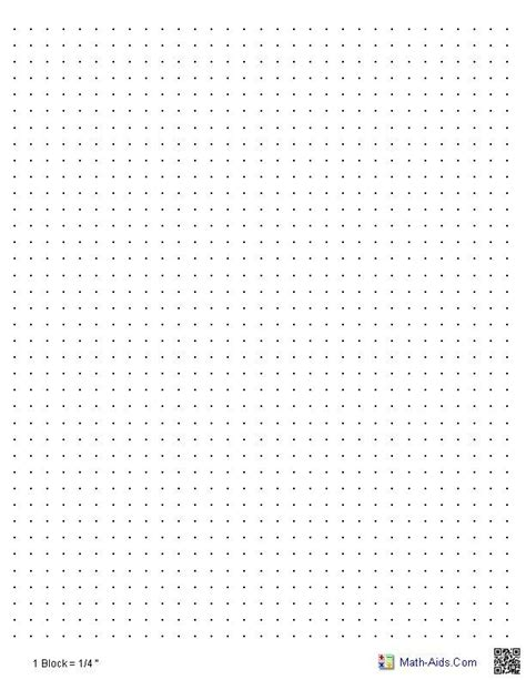 dot pattern pdf dot graph paper a useful practice tool for dot grid based
